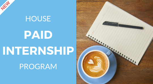 House Paid Internship Program feature image